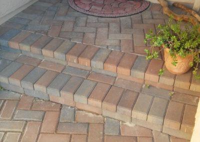 Brickwork paradise ponds